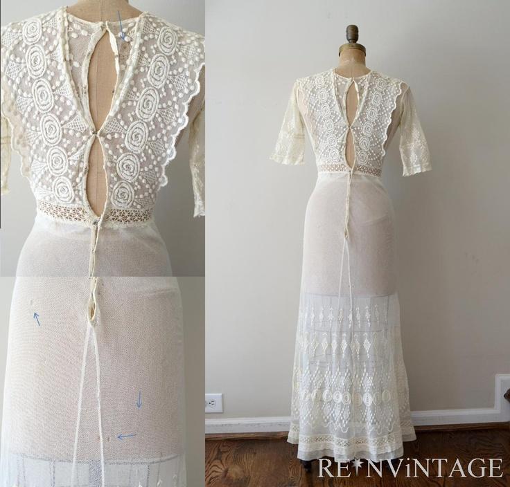 1000  ideas about Edwardian Wedding Dresses on Pinterest ...
