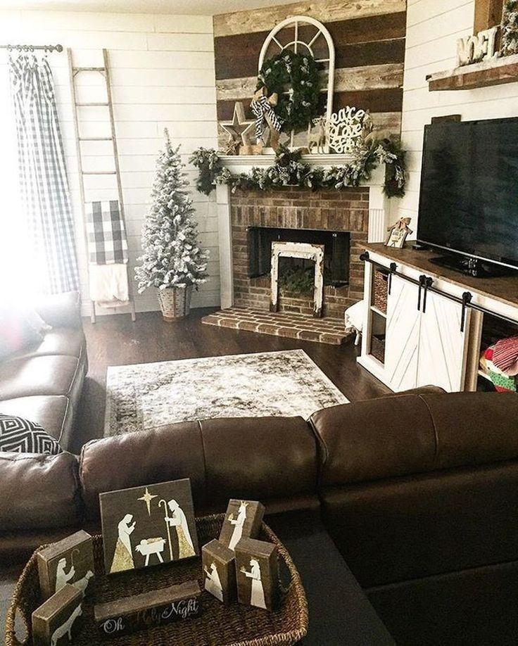 Small Living Room with Corner Fireplace 44 Stunning Corner ...