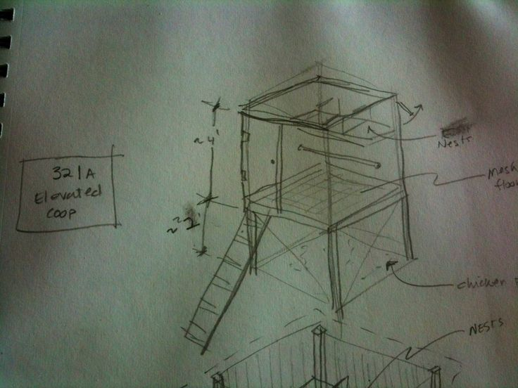 17 best images about chicken coops chicken coop sketch 1 of 3 of possible chicken coop designs this on is stationary and on