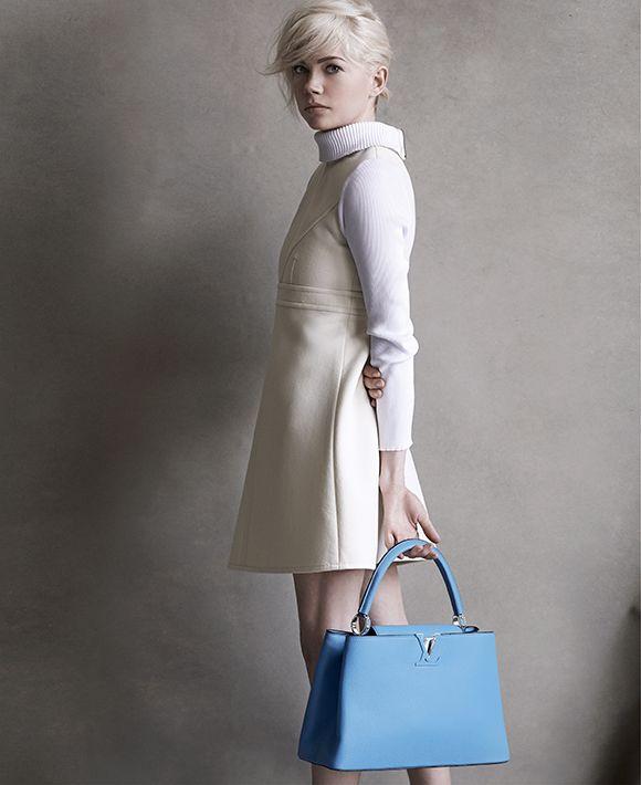 Рекламная кампания Louis Vuitton осень-зима 2014/15   Bazaar.ru