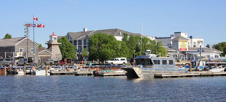 Gimli, Manitoba - The Heart of New Iceland