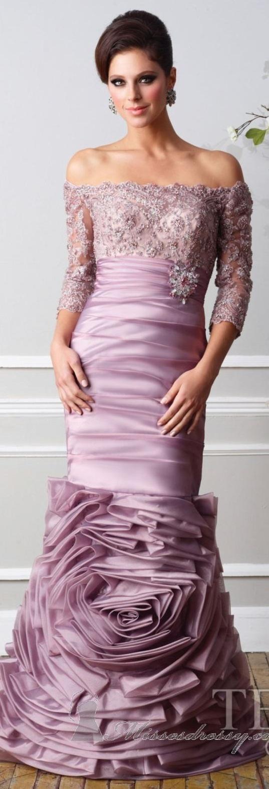 modelos de vestido com manga