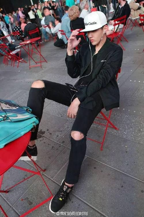 Groupe de : Wu YiFan - 'ourstreetstyle' #1 | We Heart It