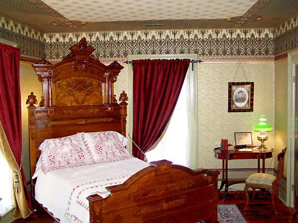 victorian bedrooms decorating - photo #14