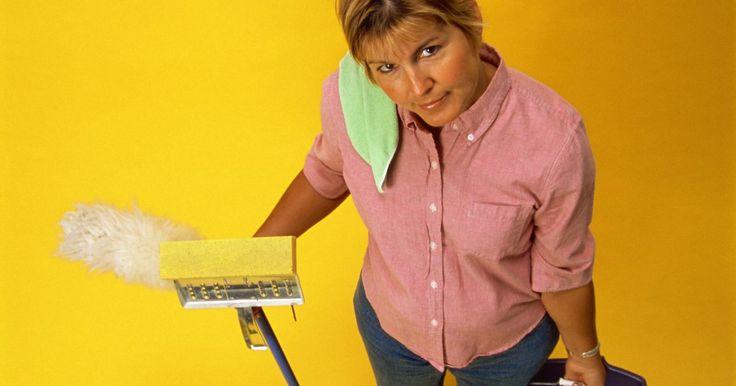 Cómo limpiar revestimientos de aluminio, puertas y marcos de ventanas. Cuando limpies el exterior de tu casa, puede ser difícil concentrarse en una sola área. Por ejemplo, si estás limpiando el revestimiento de aluminio en un lado de tu casa, comenzarás a notar que tu puerta mosquitera de aluminio ahora se ve sucia en contraste con el revestimiento de aluminio limpio. Después de limpiar la puerta mosquitera de ...
