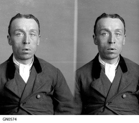 Gevangen op glas - Stichting- Museum Blokhuispoort