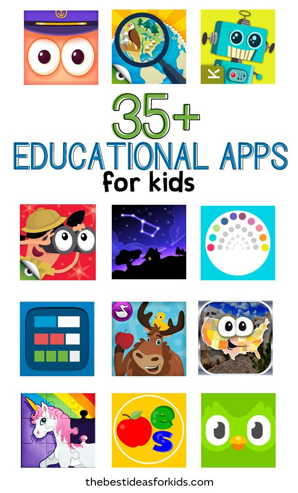35 Best Educational Apps For Kids The Best Ideas For Kids Kids App Kids Learning Apps Educational Apps For Kids What are best preschool apps