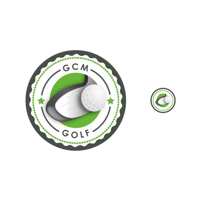 Design A Mobile App Badge For A Golf Membership by Hyuwafi