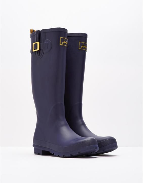 Fieldwelly Blau Gummistiefel | Tom Joule Kleider - Joules Germany