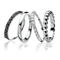 ZINZI zilveren ring glad 2mm ZIR828 - Aanschuifring - Ringen   Zinzi