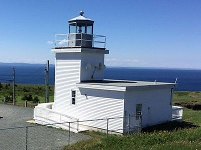 Bell Island Newfoundland, Canada Lighthouse