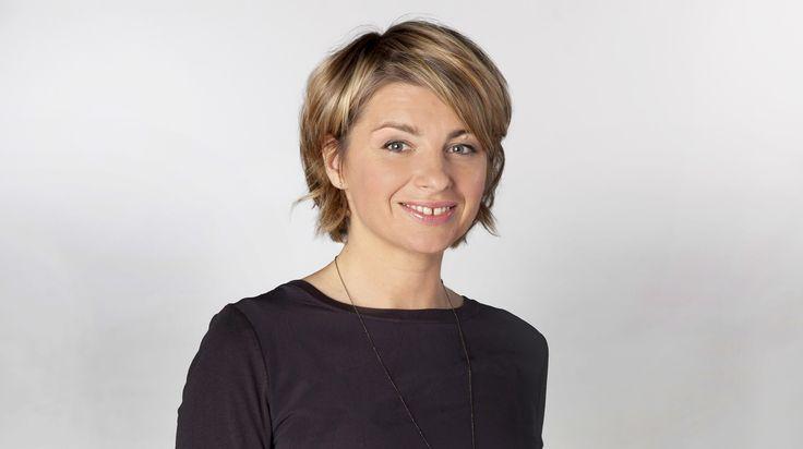 Sabine Heinrich im Porträt - Bildrechte: WDR/Sachs
