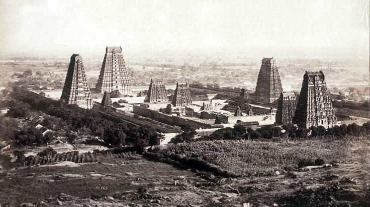 The Majestic Thiruvannamalai Temple : Sri Arunachaleswarar