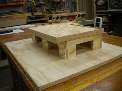 Toy Garage - by bj383ss @ LumberJocks.com ~ woodworking community