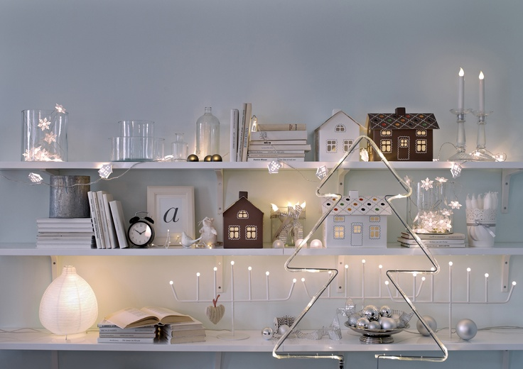 ikea sterreich inspiration weihnachten christmas x mas lichterkette str la wandregal ekby. Black Bedroom Furniture Sets. Home Design Ideas