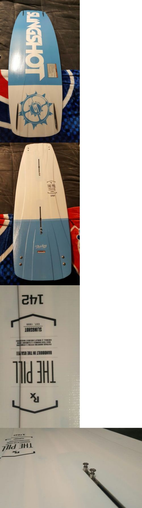 Wakeboards 47363: 2016 Slingshot Blue Pill Wakeboard Size- 142 Cm. With Hardware -> BUY IT NOW ONLY: $325 on eBay!