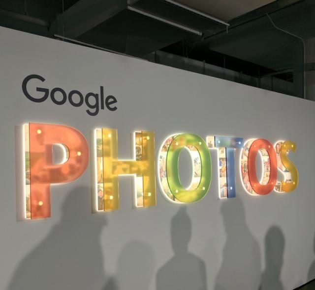 Google Photo Scan app.