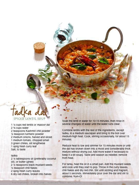 102 best food with recipe card images on pinterest kitchens if i had to list my all time favorite dal recipe it would be this simple satiating and soul comforting dal tad forumfinder Images