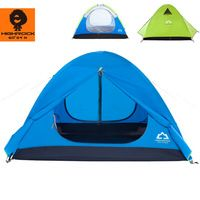HIGHROCK 3-4 person 3-season outdoor camping fiberglass beach ...