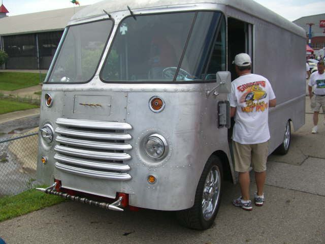 30 best images about Cool Step Vans on Pinterest | Chevy ...