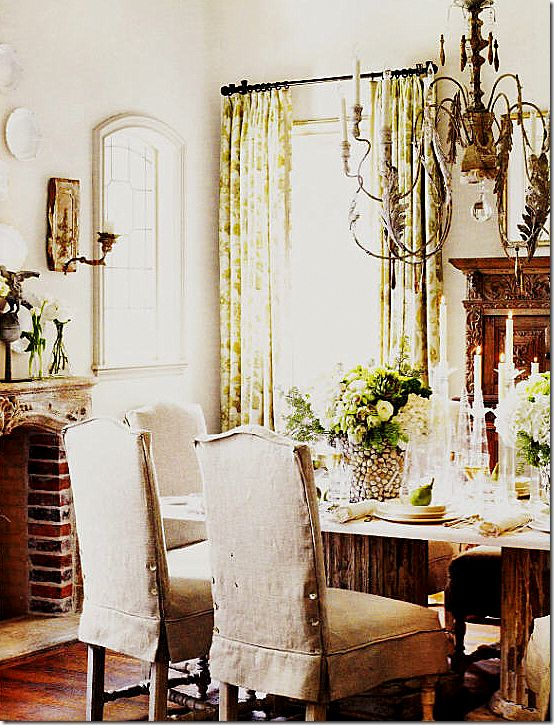 Image Cote De TexasFine DiningDining TablesDining Room ChairsRustic