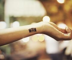 cameratattoo tattoo design tattoo patterns