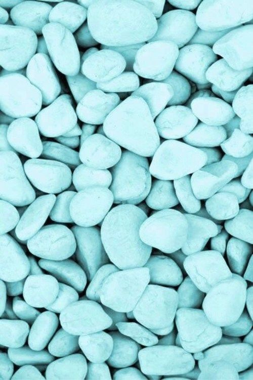 Turquoise stones. ♦F&I♦