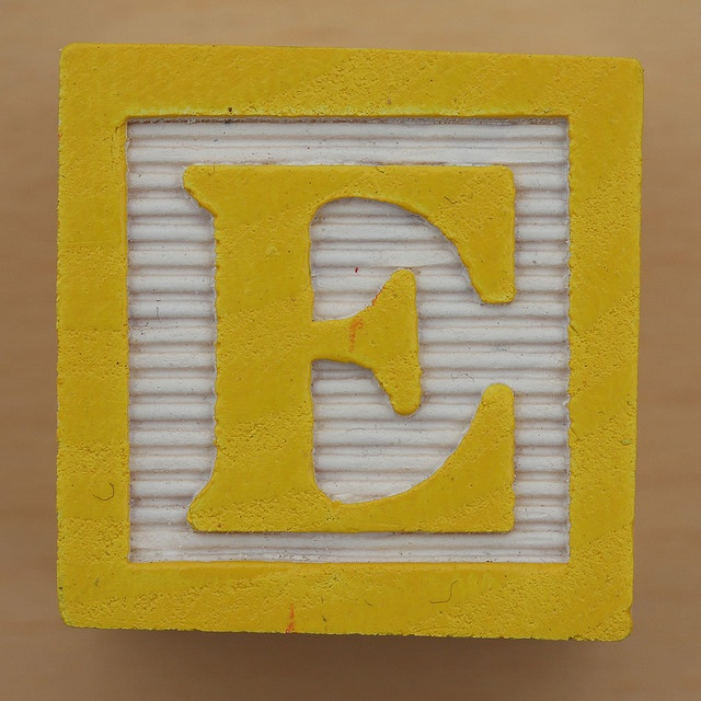 Best TodayS Letter Is E Images On   Typography