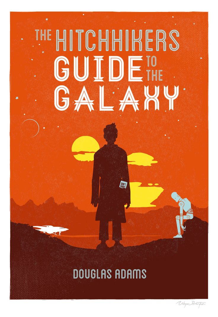 an analysis of the hitchhikers guide to the galaxy by douglas adams The hitchhiker's guide to the galaxy is the first book in the hitchhiker's guide to the galaxy book series by douglas adams the hitchhiker's guide to the galaxy.