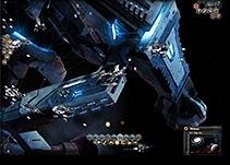 Dark Orbit - big fights in space!