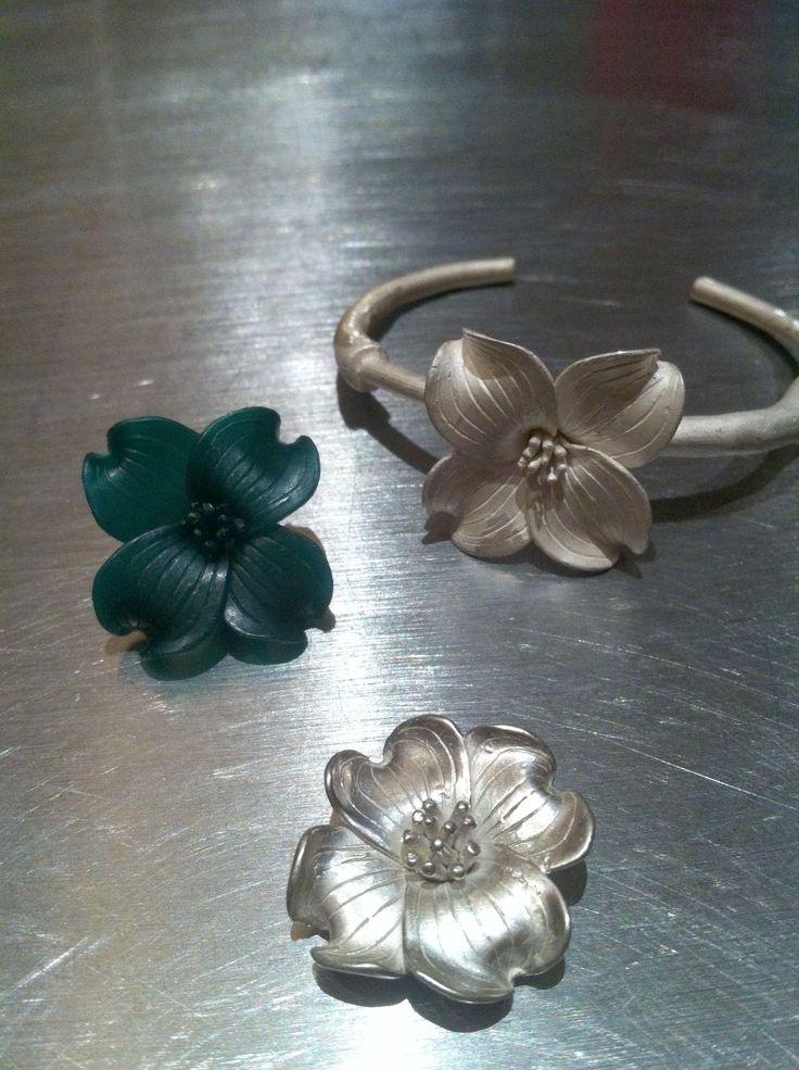 guest post by janet jewelry: fingerprint cast silver pendants ...