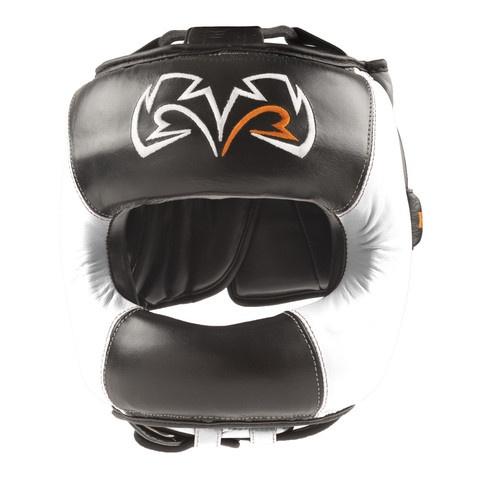 Rival RHGFS1 Face Saver headgear. Black & White version