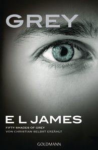 E L  James - Grey. Fifty Shades of Grey von Christian selbst erzählt: Ab 21. August auf Deutsch erhältlich.  Themen: Erotik, Liebesgeschichte, Liebesroman, Fifty Shades of Grey, Christian Grey, Ana Steele, Anastasia Steele.