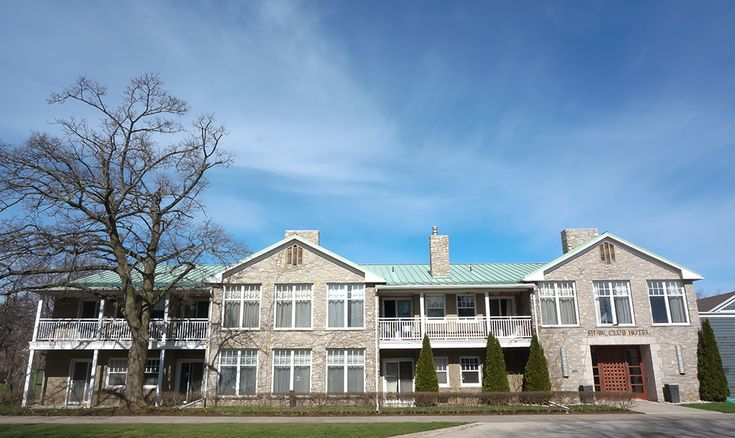 The Inn Thing: Shaw Club Hotel, Niagara-on-the-Lake