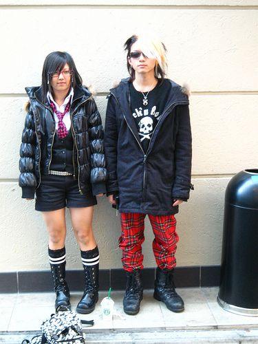 Goth dating non goth