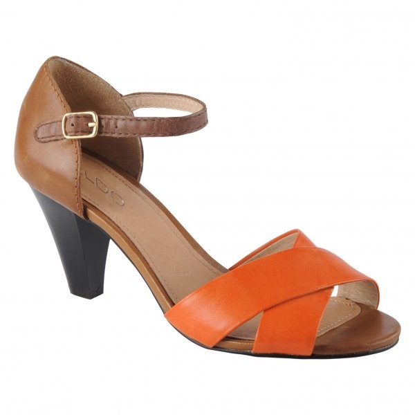 Las perfectas sandalias de tacón medio. Aldo