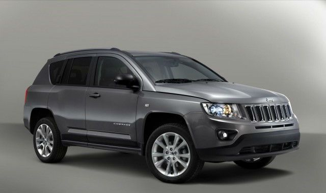 2016 Jeep Compass Replacement