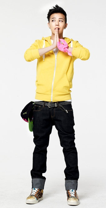 G-Dragon's Best Style on G-Market