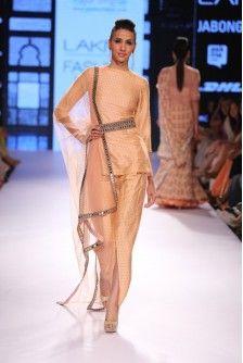 Payal Singhal Indian Wear Collection : ALEYA KURTA DHOTI SET