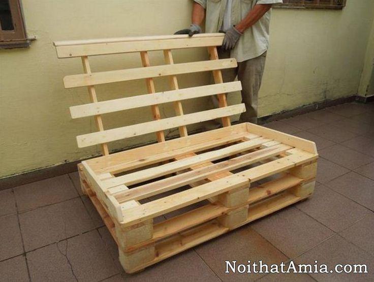 Bạn Hoàn Toàn Có Thể đóng được Chiếc Ghế Sofa Gỗ Handmade đầy Sáng Tạo