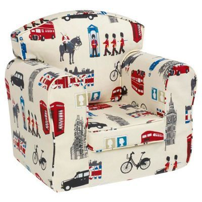 Buy Children's Armchair - London from our Kids' Chairs range - Tesco
