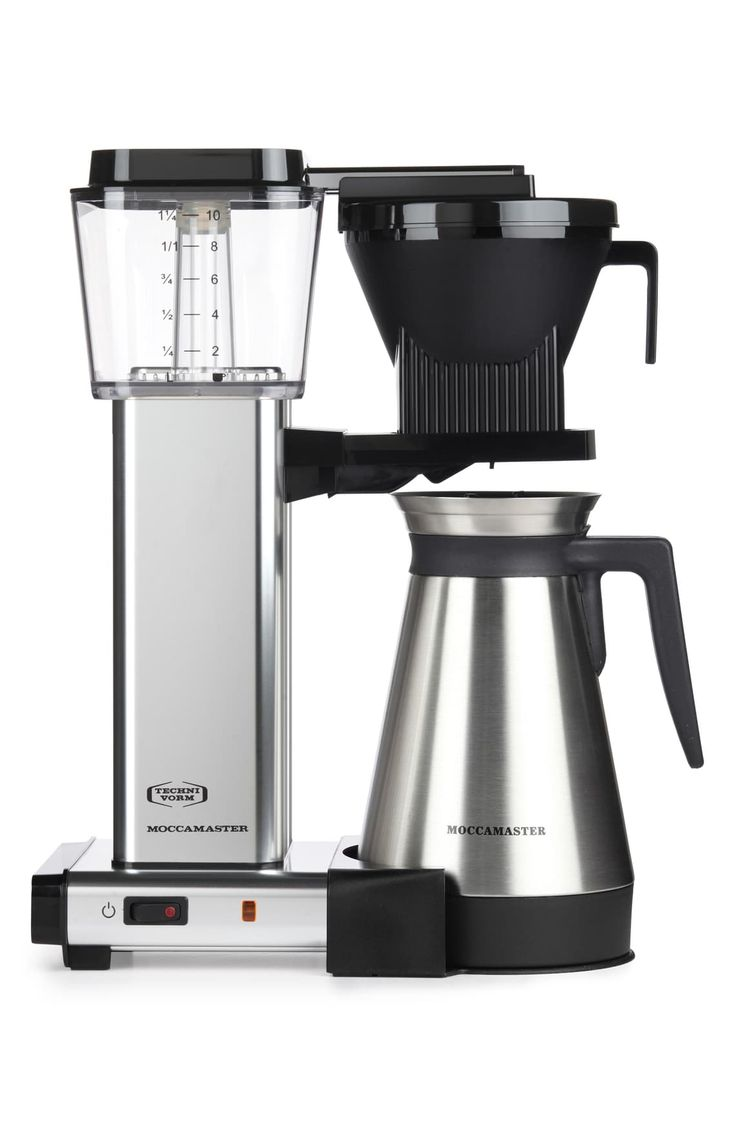 Moccamaster KBGT Thermal Coffee Brewer in 2020 Best
