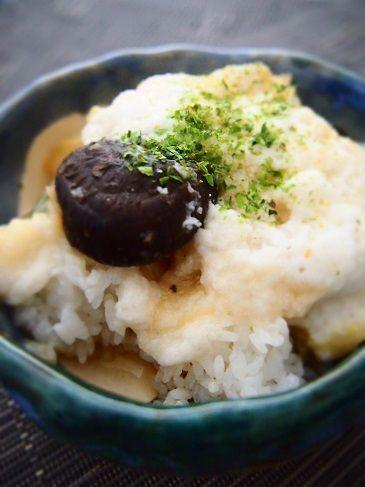 ぶっかけネバネバ蕎麦と、とろろご飯 : バンクーバーのお台所 c0310143_01174521.jpg