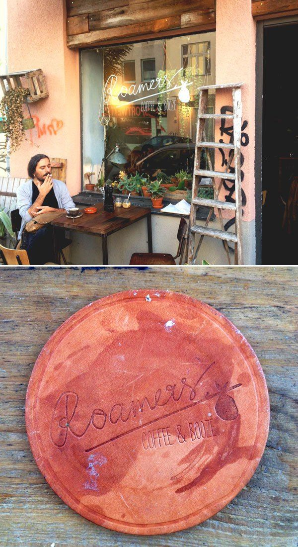 Where To Eat In Berlin..Roamers Coffee and Booze   Last To The Party
