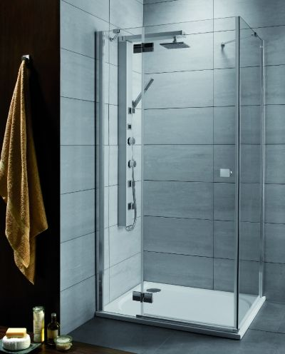 Radaway - Almatea KDJ szögletes zuhanykabin, Szögletes Zuhanykabin - VS Fürdőszoba Szalon