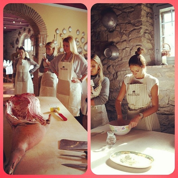 Cooking Party alla Locanda