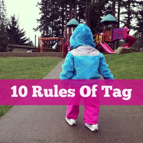 The 10 rules of tag