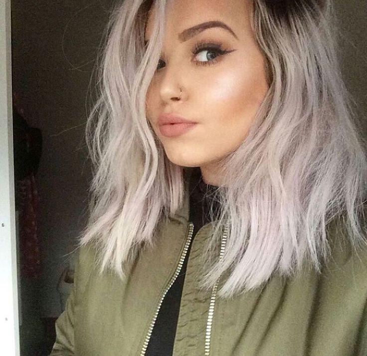 Grey, Silver hair Dy