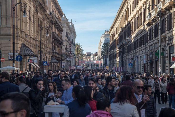 Il Buonappetito: Street Food Fest il festival del cibo di strada a Palermo