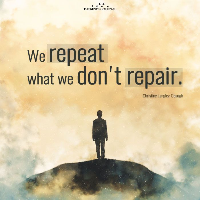 We Repeat What We Don T Repair Wonder Quotes Late Night Quotes